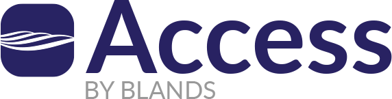Access by Blands Logo